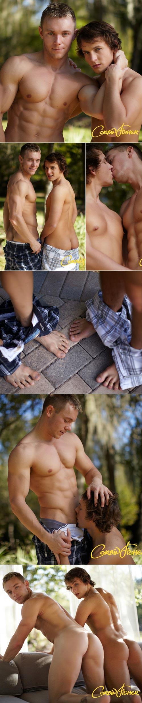 chicos cogiendo
