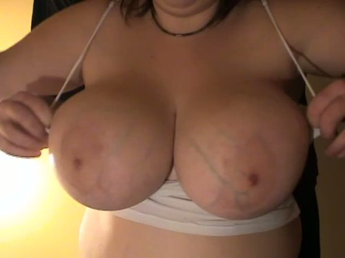 Insanely Huge Tit Fantasy