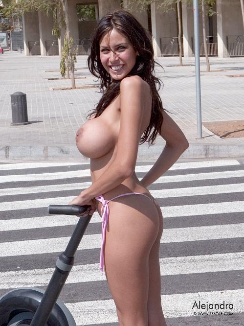 alejandra maderos anal