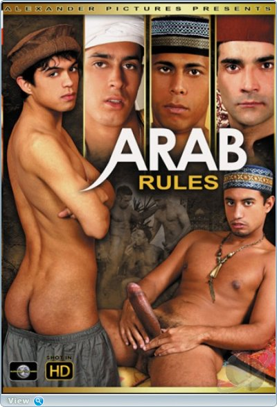 Arab Rules Cover