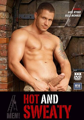Men At Work 3 - Hot And Sweaty  Cover