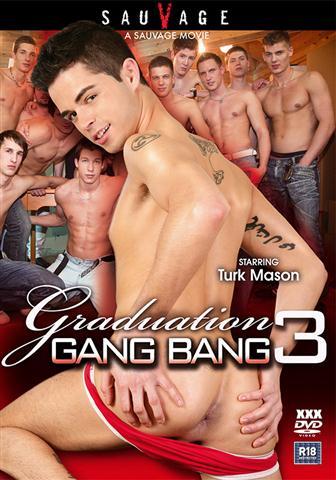 Graduation Gang Bang 3 Cover