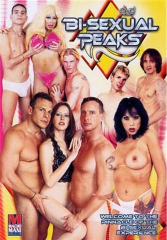 Bi-Sexual Peaks Cover
