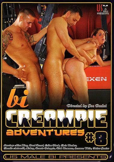 Bi Creampie Adventures #8 Cover