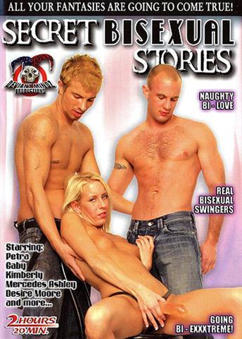 Secret Bisexual Stories Cover