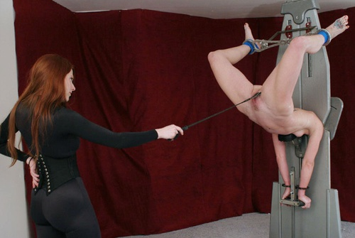 Bdsm bondage cross