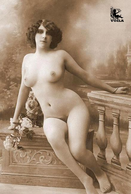 Vintage nude women civil war