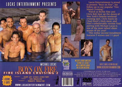Fire Island Cruising 2: Boys on Fire (2001) (Click Me) Description: