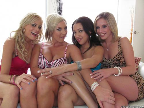 SKylar Price - Bachelorette Sex Party