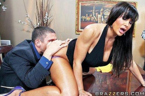 Lisa Ann - Winner Winner, Sex during Dinner
