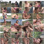 Nikita - Sunbathing and Fucking