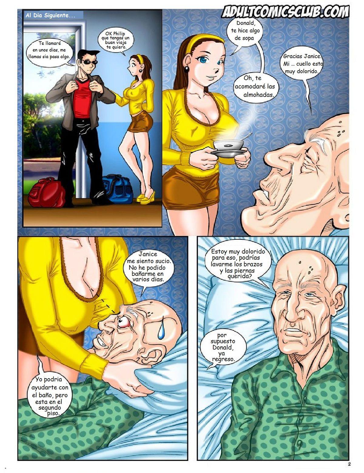 [post] [comic hentai] la madrastra cachonda + el suegro