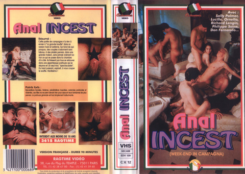 Anal Incest