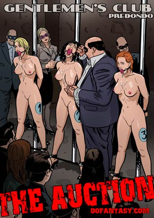 Gentlemen's Club - The Auction