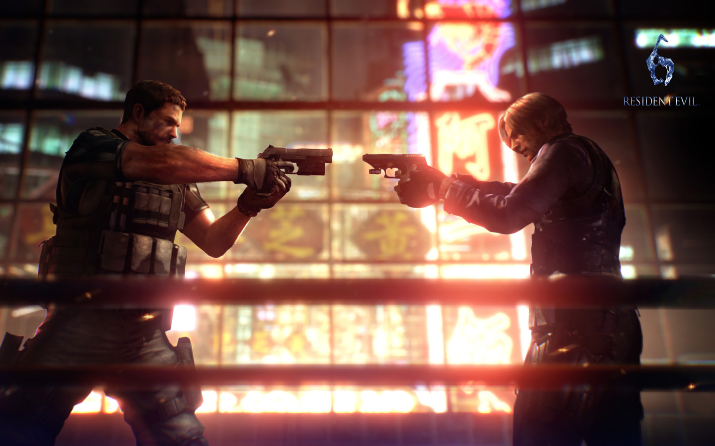 [info] Logros y sus Imagenes de Resident Evil 6!