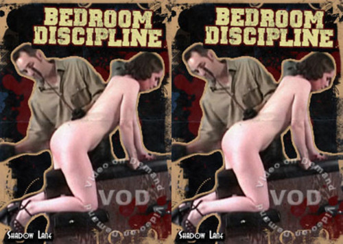 Bedroom Discipline FilePost Spanking