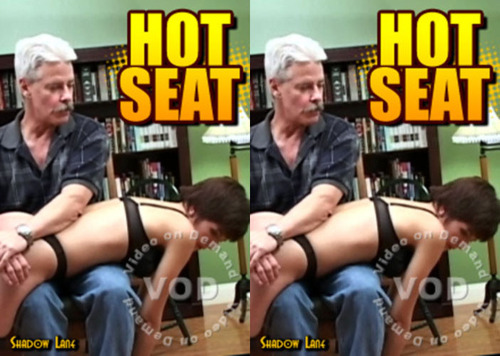 Hot Seat FilePost Spanking