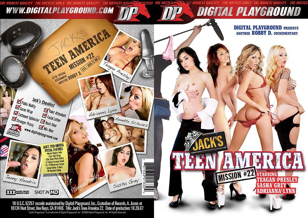 Jacks Teen America Mission #4, Jacks