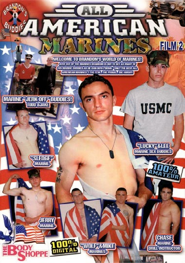 Gay The Body Shoppe All American Marines 110
