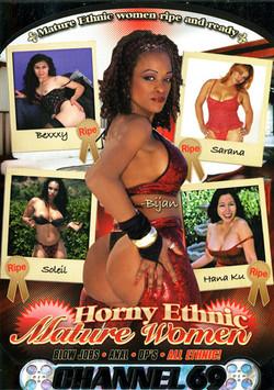 Horny Ethnic Mature Women