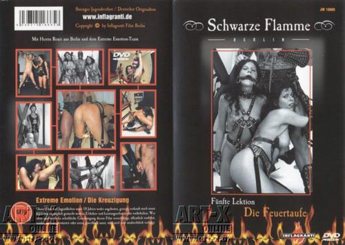 Schwarze Flamme Lektion 5, Die Feuertaufe