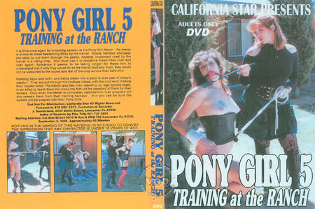 Pony Girl 5 - Training At The Ranch