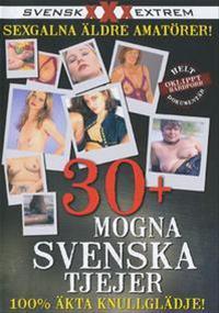 30+ Mogna Svenska Tjejer