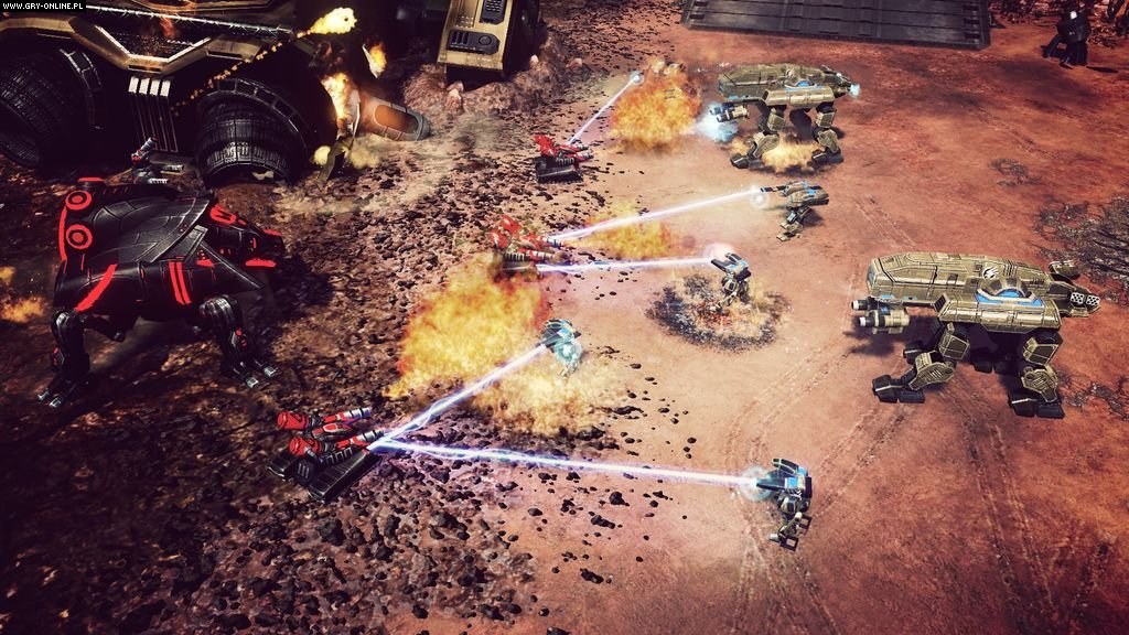 Command & Conquer 4: Tiberian Twilight (2010) [PL][Reloaded]