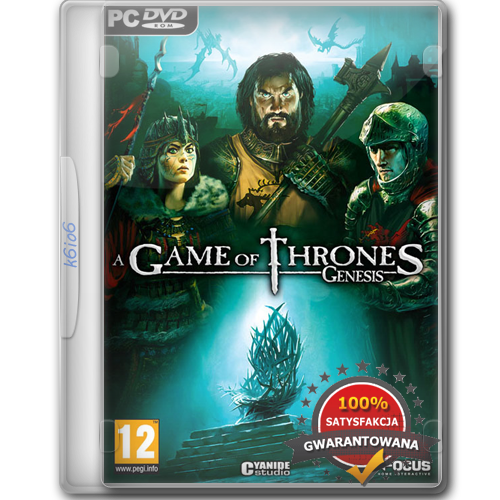 Gra o tron: Początek / A Game of Thrones: Genesis (2011) STEAM.UNLOCKED-ALI213-ENG