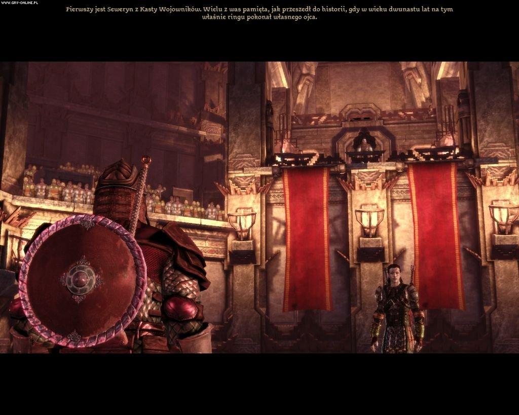 Dragon Age: Pocz�tek / Dragon Age: Origins (2009) [PL][Prophet]