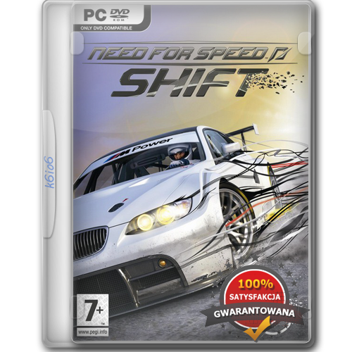 Need For Speed Shift (2009) [PL][Reloaded]