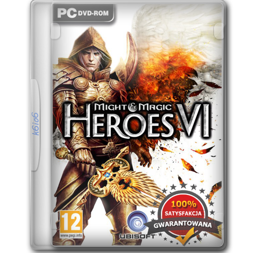 Might & Magic: Heroes VI (2011) [SKIDROW][PL]