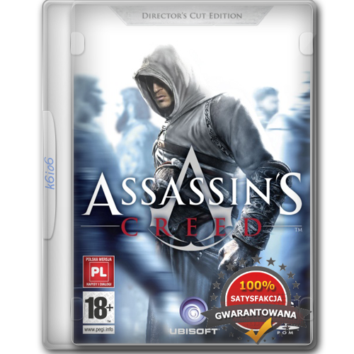 Assassin's Creed (2008)[Prophet][PL]