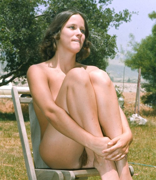 nude girls from 1970