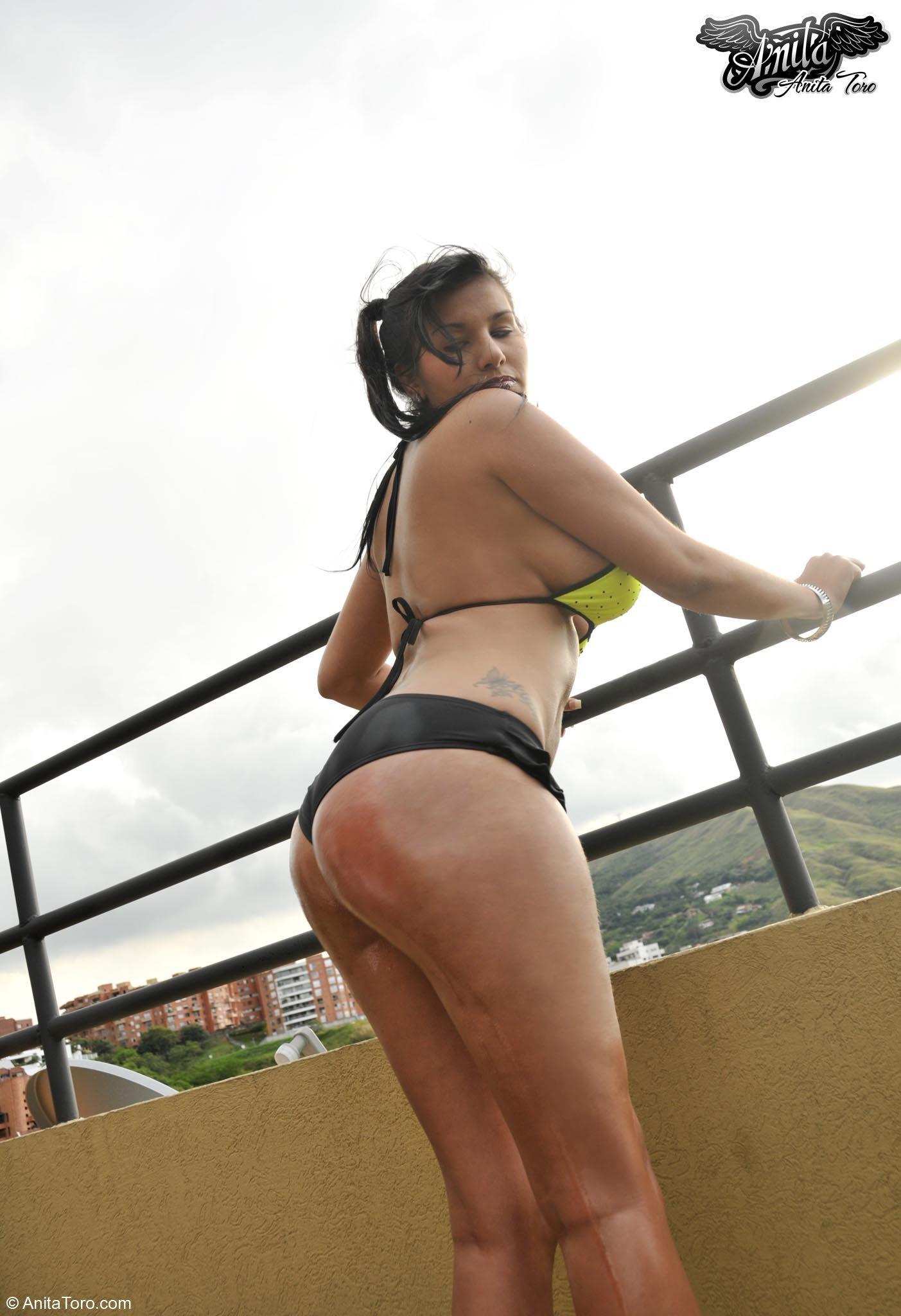 Anita Toro - Brillante y Resbalosa - Anitatoro.com