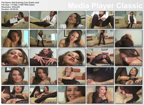 Ball Draining Cum Queen -= MP4 - 600x400 - 00:09:59 - 114 Mb =-