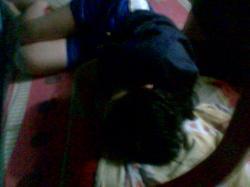 Fotos de mi hermana dormida(+18 años)