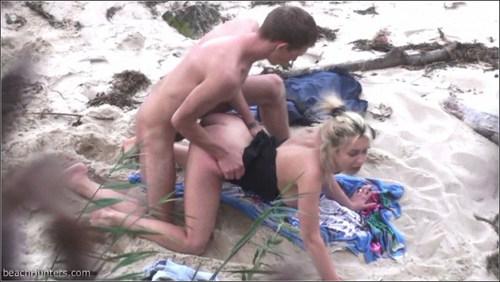Пляж скрытая камера эротика