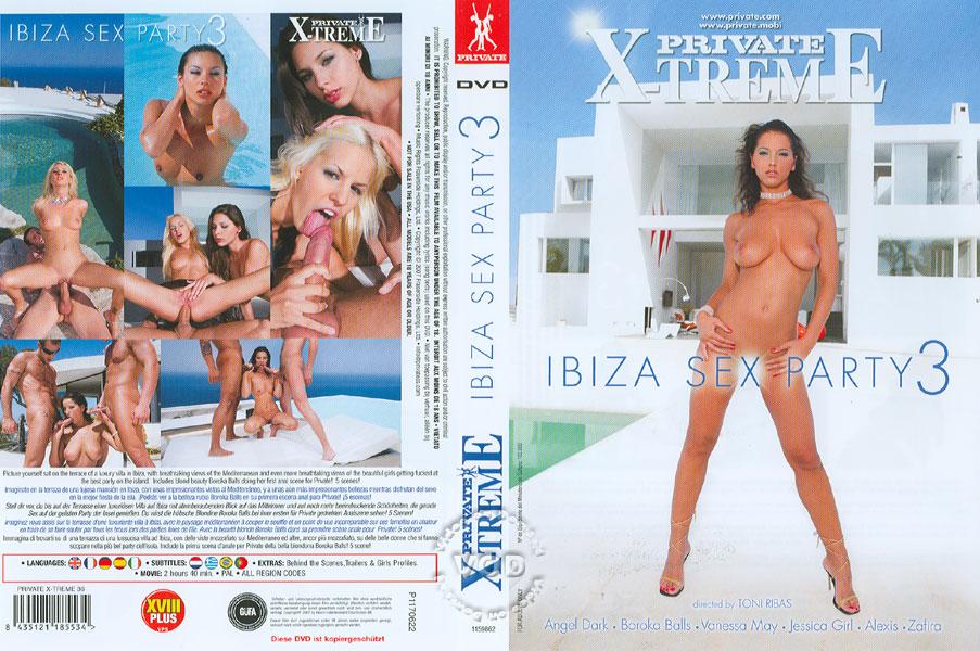 Порно Ibiza Sex Party 5
