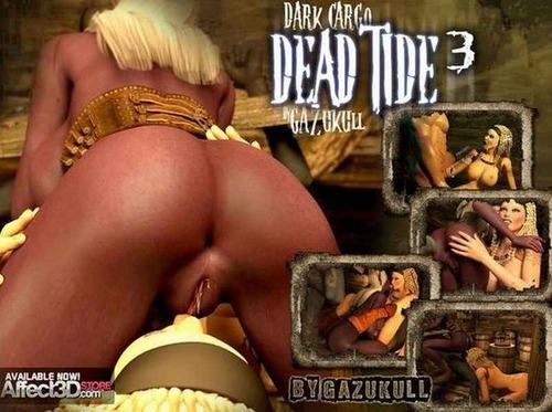 Dead Tide 3: Dark Cargo