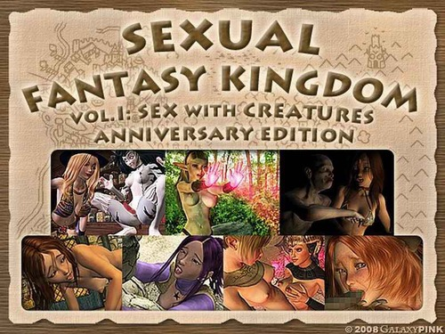 Sexual Fantasy Kingdom vol. 1: Anniversary Edition