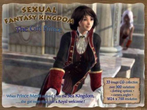Sexual Fantasy Kingdom: The Girl Prince