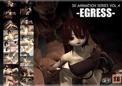 Egress comic