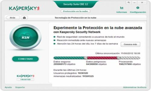 Kaspersky Security Suite CBE v12.0.0.374 (Esp) (MultiHost) Kas