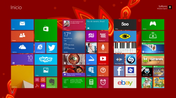 Windows 8.1 Pro Build 9600 Español Retail 32 bit (MultiHost)