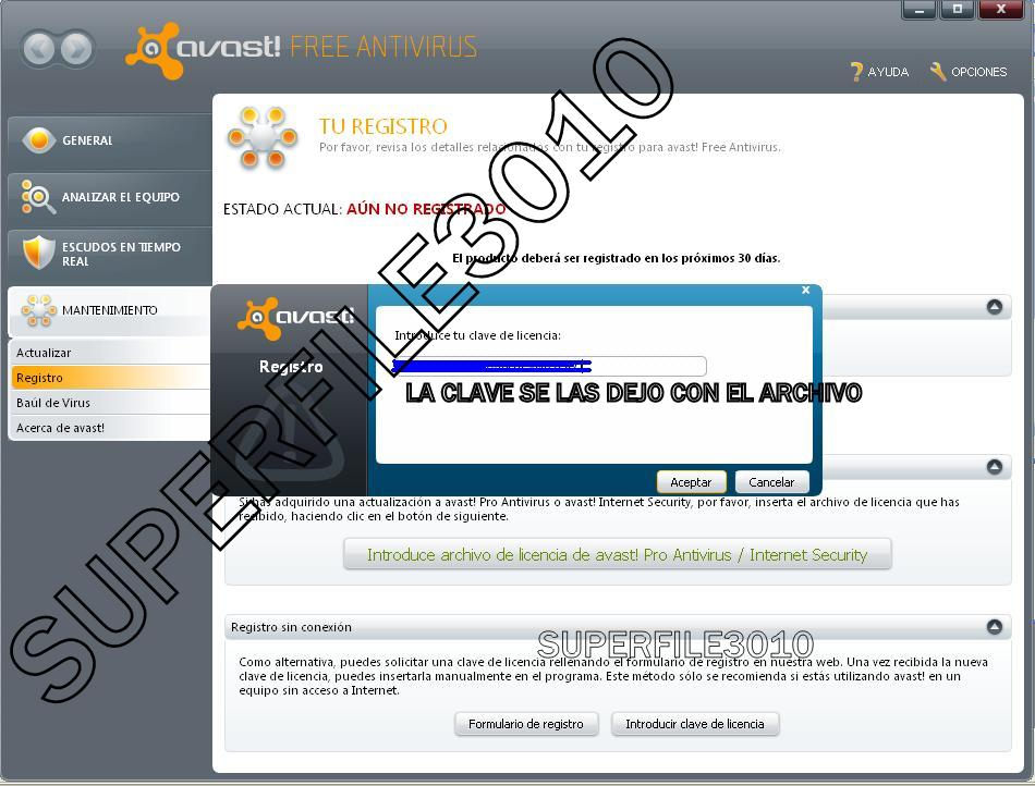 antivirus torent