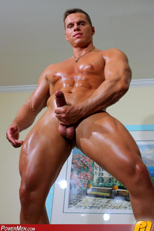 Голые мускулистые качки порно