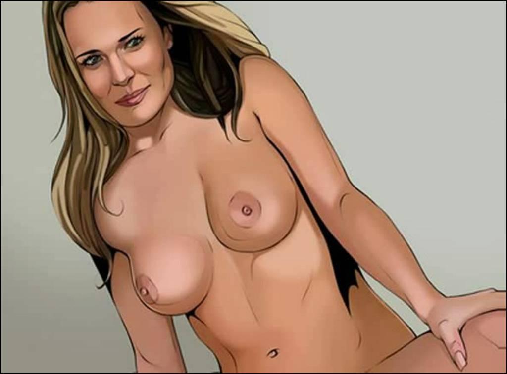 Solo Famosas Desnudas, Dime quien es?
