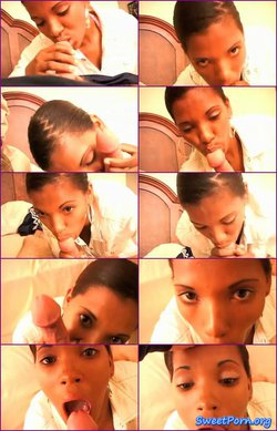 Hot Black Girl Aria