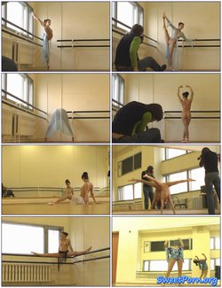 Polina Kabaeva – Flexible Girl